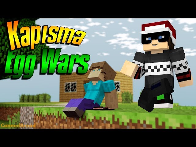 40 DAKKALIK KAPIMA Minecraft - EGG WARS BKT