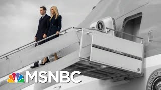 New Reporting Shows Kushner Was Heavily Involved In James Comey's Firing | The 11th Hour | MSNBC