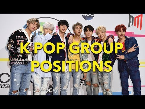 A Guide To Kpop Group Positions