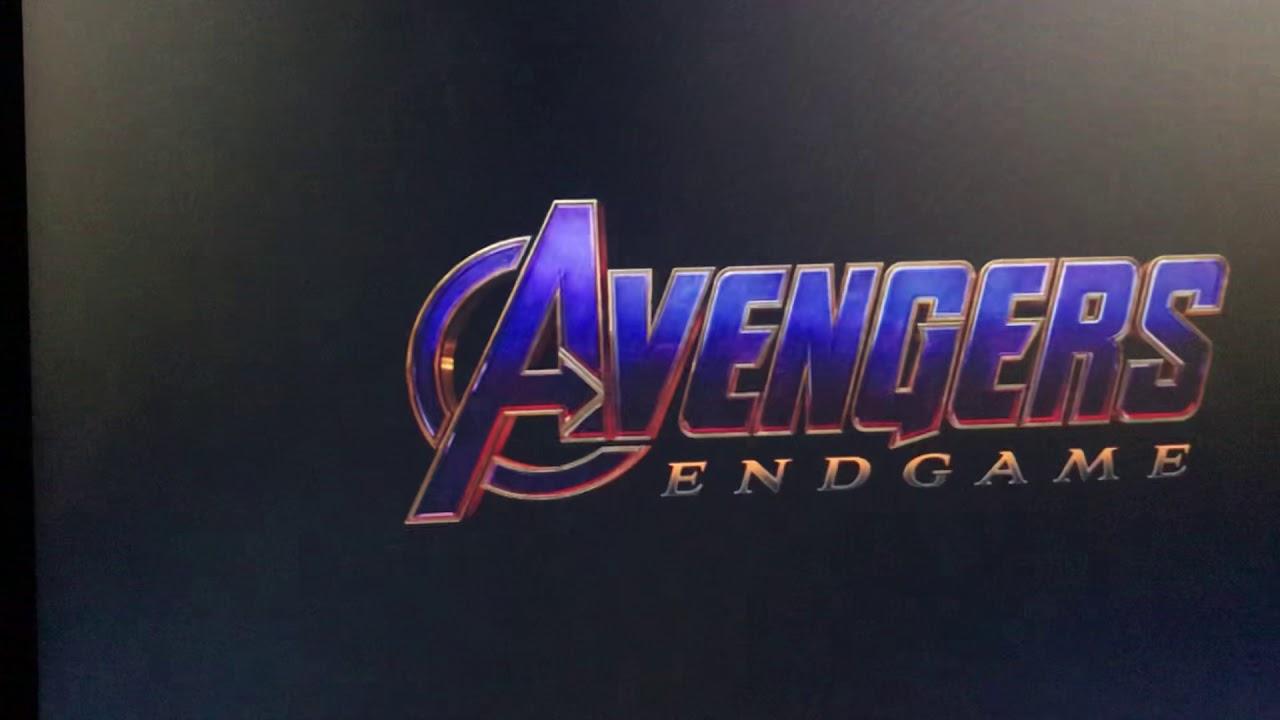 Endgame Credit Scene