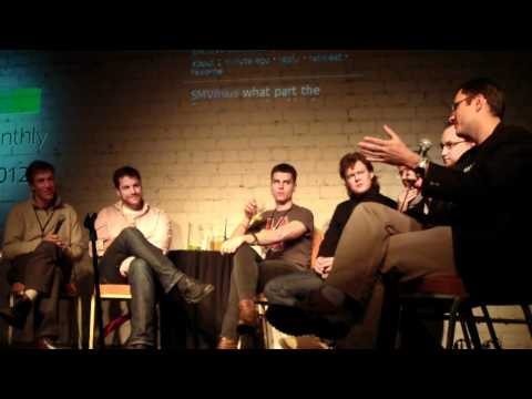 """Discussion about Startups in Lithuania"", Startup Monthly Vilnius, 2012 04 15"