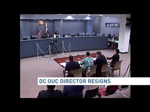 DC's embattled 911 center director resigns
