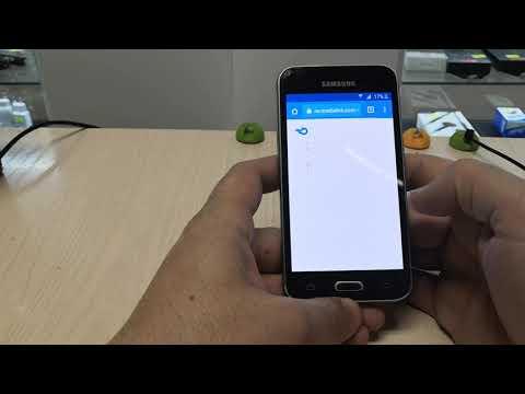 Frp обход Аккаунта Гугл на Samsung J1, Bypass Google Account Samsung J120 (2016)