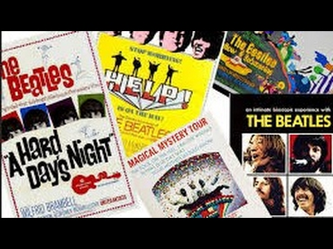 The Beatles On Film (1964-1970) DVD/Blu-ray Collection