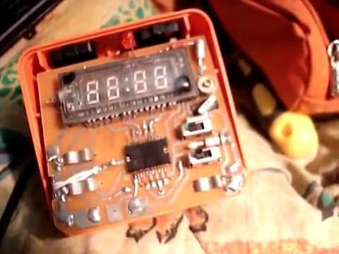 Ремонт часов alfa электроника