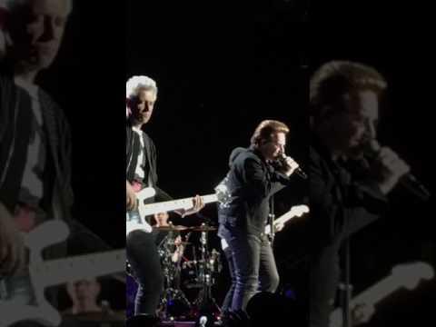 U2. Bad. Cleveland. 7/1/17