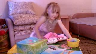 Тигрица Даша 5 лет