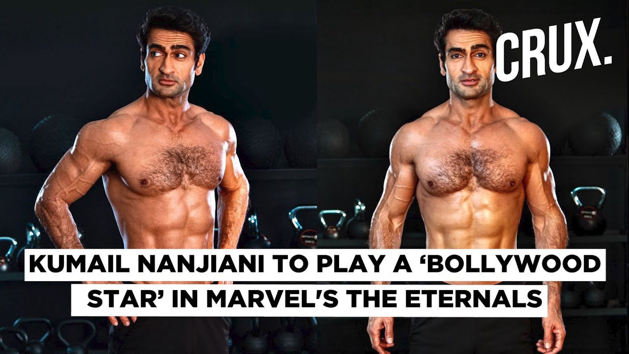 Marvel's The Eternals to star Kumail Nanjiani as a Bollywood star along with a peppy dance sequence - YouTube