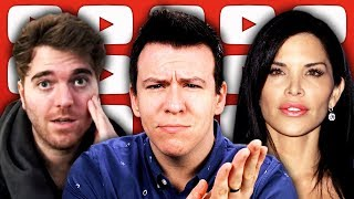 WOAH! Jeff Bezos Blackmail Allegations Get Crazy, North Korea, Shane Dawson, & Much More