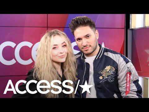 Sabrina Carpenter & Jonas Blue Tease 'Alien' Music Video & 'Jimmy Kimmel' Performance | Access