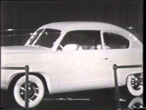 KaiserFrazer Car Show, Circa 1950