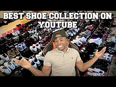 2017 BEST SHOE COLLECTION IN THE WORLD