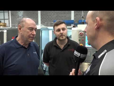 LMR Geartech and their new HAAS CNC machines