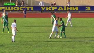 Футбол. Поділля - Нива (В)