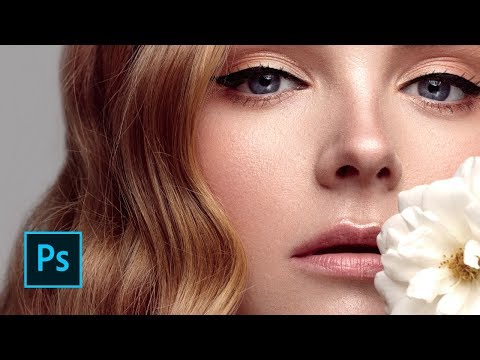3 Easy Ways To Remove Stray Hairs In Photoshop [Beauty Photography Retouching Tutorial]
