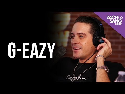 G-Eazy Talks The Beautiful & Damned, Halsey and Eminem