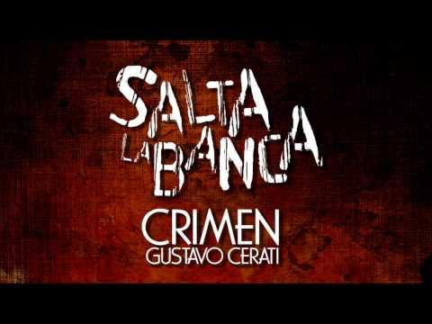 Salta La Banca - Crimen (Cover Gustavo Cerati)