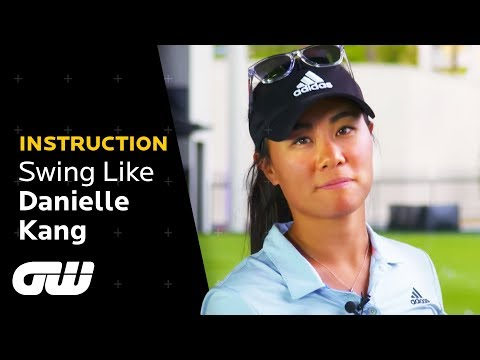 Danielle Kang at Top Golf Las Vegas: Driving tips