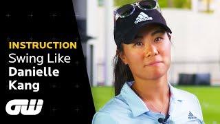 Danielle Kang at Top Golf Las Vegas: Driving tips