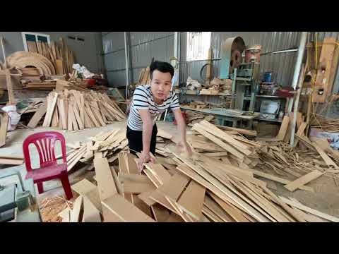 Sốc ' Trần gỗ thành long giới thiệu gỗ Pơmu tại xưởng#trầngỗpomu#khanhumba