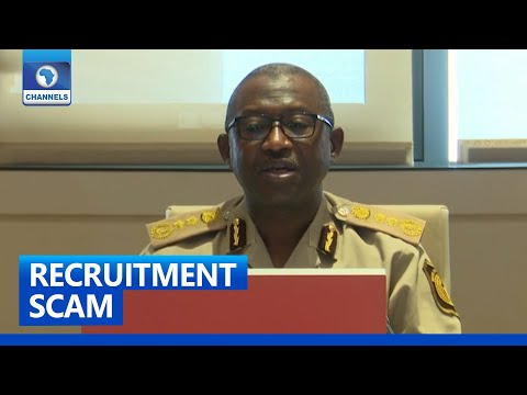 Immigration Hands Two Officers To ICPC Over Recruitment Scam