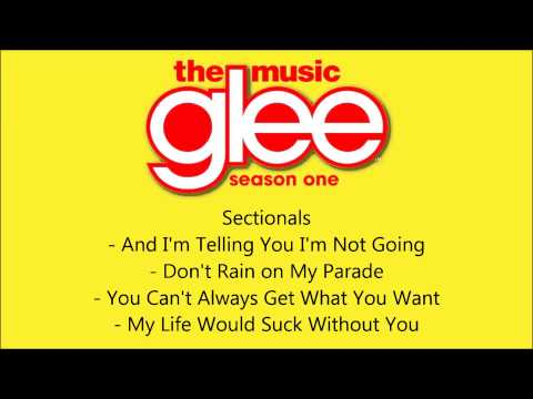 Glee - Sectionals songs compilation - Season 1