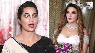 Arshi Khan's ANGRY Reaction On Rakhi Sawant's Secret Wedding