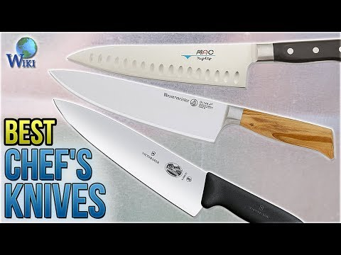 10 Best Chef's Knives 2018
