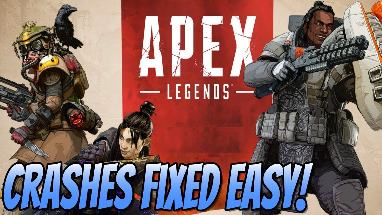 How To FIX Apex Legends From Crashing, Freezing & Not Loading Tutorial #2