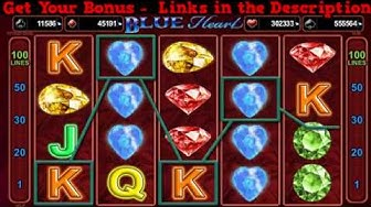 Free Blue Heart Slot - Best Slot Machines Games - Top Online Slots