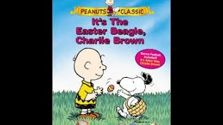 Opening To It' The Easter Beagle Charlie Brown 2003 Dvd