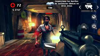 Dead trigger 2 | Nueva arma | Episodio 6
