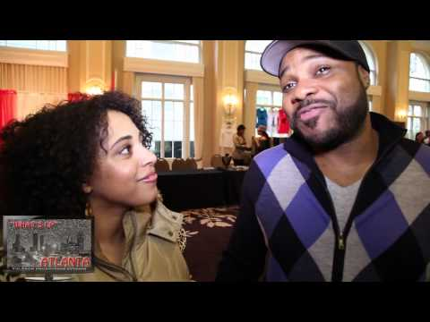 Malcolm Jamal Warner Interview @ soultrain awards gifting su