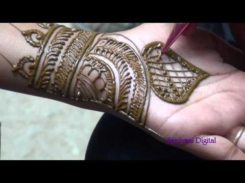 More than 100 Latest Mehandi Disigns 2013 HQ] # 35