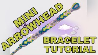 Mini Arrowhead Bracelet (Beginner-Friendly!) | Alex's Innovations