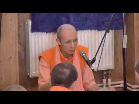 Шримад Бхагаватам 1.2.20 - Бхакти Ананта Кришна Госвами