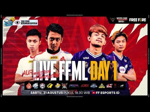 [2021] Free Fire Master League Season IV Divisi 1 - Matchday 1