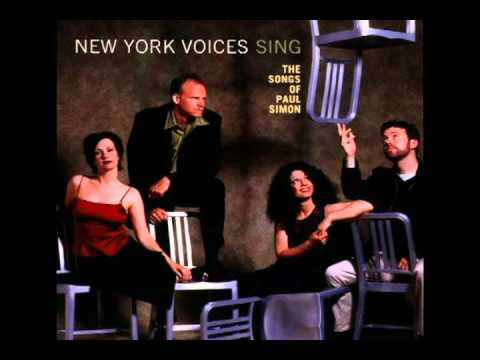 Me and julio down by the schoolyard vocal jazz cover new york me and julio down by the schoolyard vocal jazz cover new york voices stopboris Choice Image