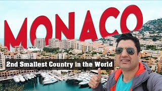 Monaco 2nd Smallest Country in the World | Europe Trip EP-34