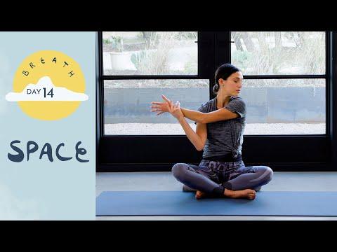 Day 14 - Space | BREATH - A 30 Day Yoga Journey - Yoga With Adriene