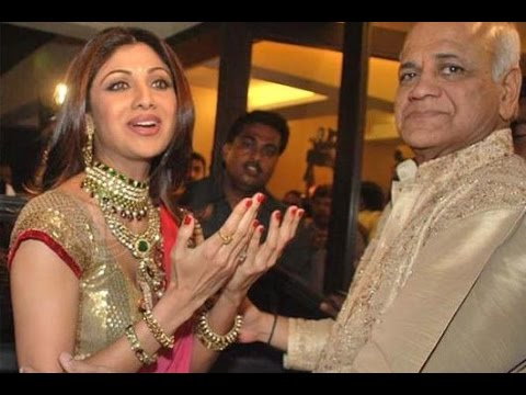 Shilpa Shetty's father passes away due to heart attack!