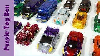 터닝메카드 33기 변신 그리핑크스 바벨 장난감 turning mecard mini car toys transforming 変身自動車 퍼플토이박스