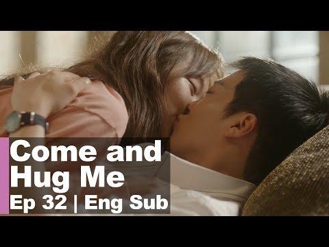 Jang Ki Yong ♥ Jin Ki Joo A Sweet Kiss ♥♥ Come and Hug Me Ep32