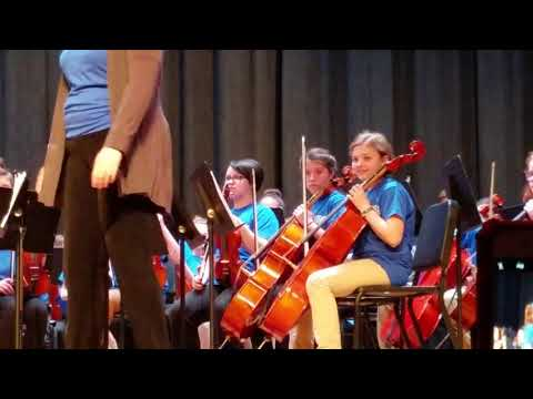 6th Grade Orchestra Concert