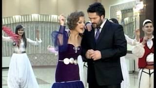 Shkodran Tolaj & Besjana Mehmeti - Potpuri 01 Xhirimet e Vitit të Ri 2013