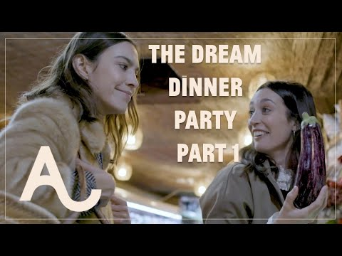 Alexa Learns How To Host Your Dream Dinner Party - Planning | ALEXACHUNG