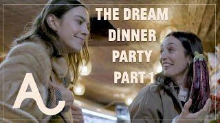 Alexa Learns How T๐ Host Her Dream Dinner Party - Part 1 | ALEXACHUNG