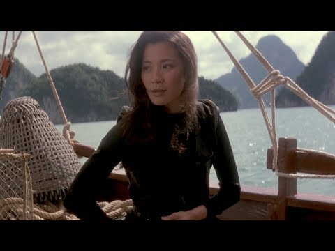 "Tomorrow Never Dies (1997) - ""Kowloon Bay"" scene [1080]"