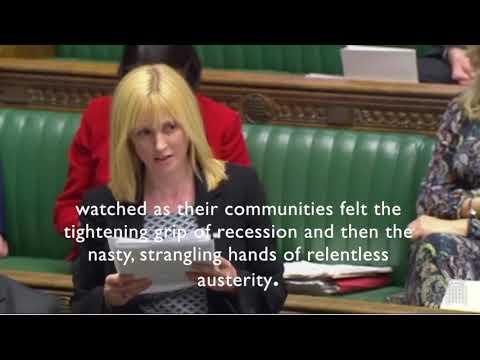 Rosie Duffield MP Brexit Speech