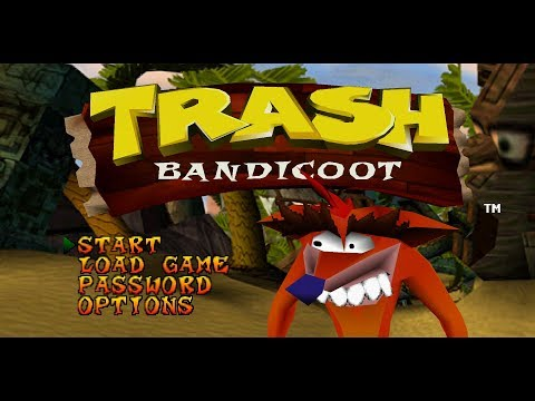 Trash Bandicoot